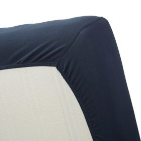 Beddinghouse jersey topper hoeslaken navy