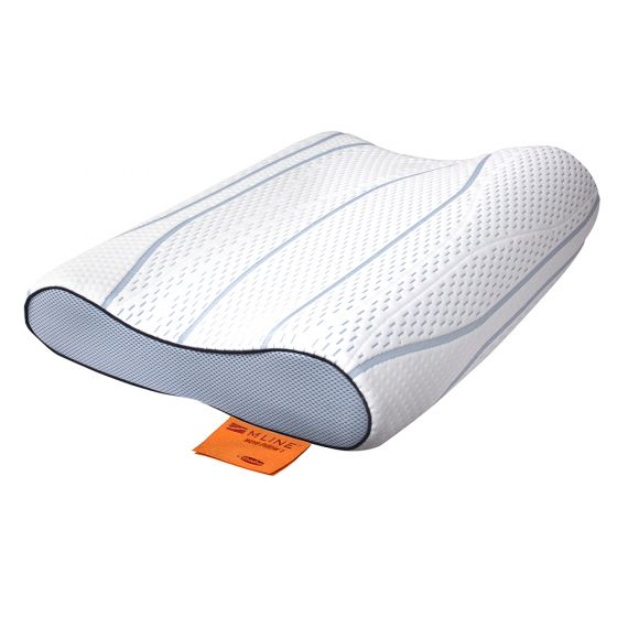 M line Wave Pillow 2